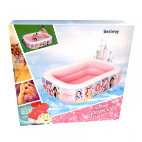 PISCINA INFLABLE PRINCESS BESTWAY