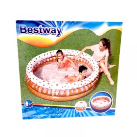 PISCINA INFLABLE BESTAWY 35.5X31X31.5cm