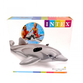 FLOTADOR DELFIN INTEX 69inX26in