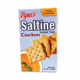 GALLETA SEL SALTINE DYNAS 340G