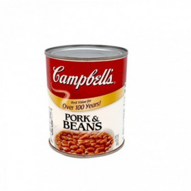 PORK AND BEANS CAMPBELLS 14.8oz