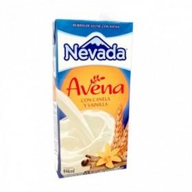 BEBIDA DE LECHE C/AVENA NEVADA UHT 946ml