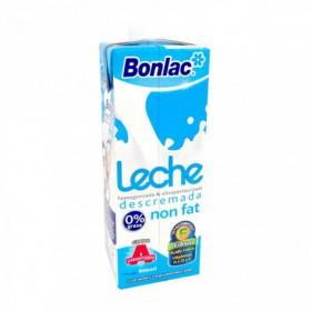 LECHE DESCREMADA UHT BONLAC 946ml