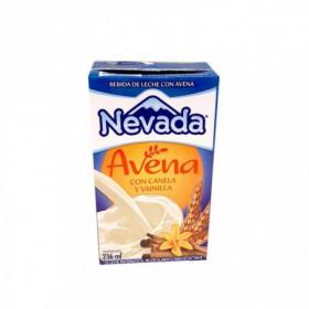 LECHE AVENA NEVADA UHT 236ml