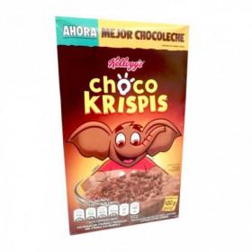 CEREAL CHOCO KRISPIS KELLOGGS 450gr