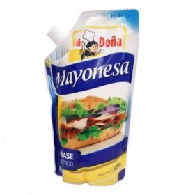 MAYONESA LA DONA 680GR BOLS