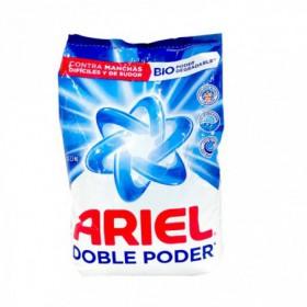 DETERGENTE POLVO DOBLE PODER ARIEL 2.5kg