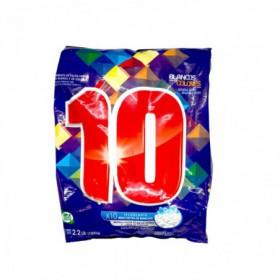 DETERGENTE POLVO 10 1000GR