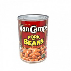 PORK AND BEANS FIVE 15 OZ.