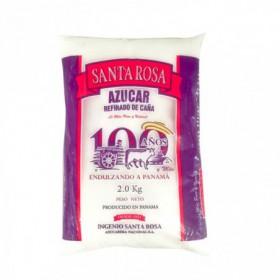 AZUCAR BLANCA REFINADA SANTA ROSA 2kg
