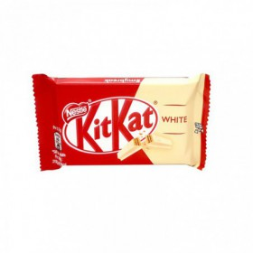 CHOCOLATE WHITE  KIT KAT 41.5g