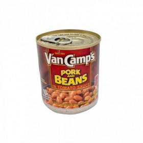 PORK AND BEANS FIVE 8 OZ.