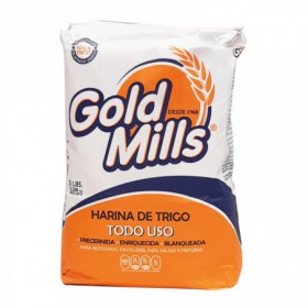 HARINA SEMIDURA GOLD MILLS 5lb