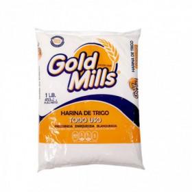 HARINA SEMIDURA GOLD MILLS 1lb