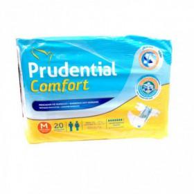 PAÑALES ADUL CONFORT M PRUD 20und