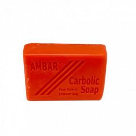 JABON CARBOLICO AMBAR 60gr