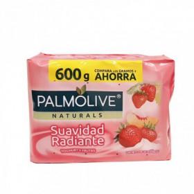 JABON DE TOCADOR PALMOLIVE 4 PZ 150 G
