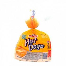 PAN HOT DOG MEDI NOCHES 8P 325G BIM
