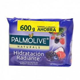 JABON TOC NAT FRUTOS PALMO 4PK