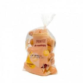 PAN PIPOTITOS PANAMA BAKERY 12und/295gr
