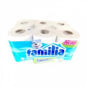 PAPEL HIGIENICO FAMILIA 12RLL