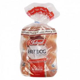 PAN HOT DOG REGULAR IDEAL 350gr