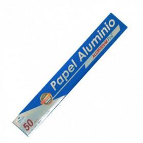 PAPEL ALUMINIO MIYA 50ft