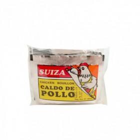 CALDO DE POLLO SUIZA 10GR