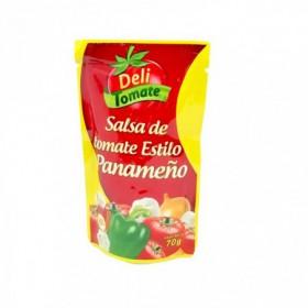 SALSA TOMATE ESTI PANÑO DELI70