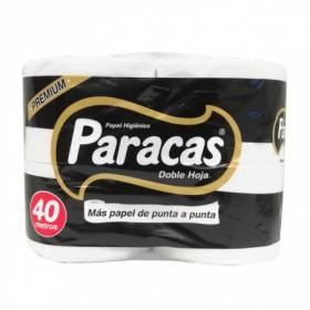 PAPEL HIGIENICO PARACAS 4und