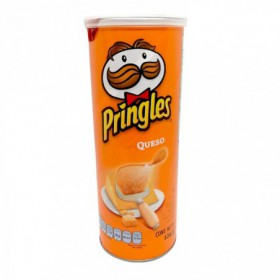 PAPITAS CHEEZE CRISPS PRINGLES 124gr