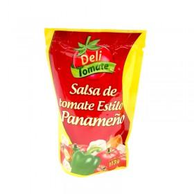 SALSA  TOMATE EST PANAMEÑO DELI 113gr