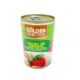 SALSA DE TOMATE ITALIANA GOLDEN SEL425gr