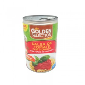 SALSA TOMAT HONGO GOLDEN SELECTION 425gr
