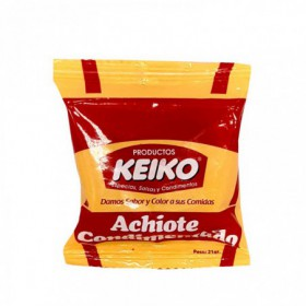 ACHIOTE KEIKO EN BARRA 21GR
