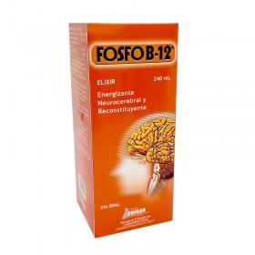 FOSFO B 12 ELIXIR JBE 240 ML