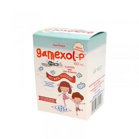 GAMEXOL P LOCION