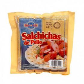 SALCHICHA DE POLLO DEL DIA 411gr