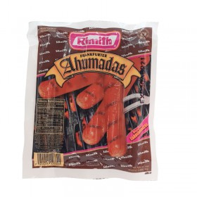 SALCHICHA FRANKFURTER AHUMADA RIMITH16oz