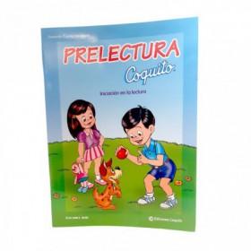 LIBRO DE PRELECTURA COQUITO SANTILLANA