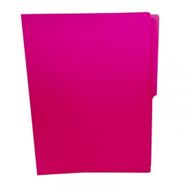 CARTAPACIO FUCSIA 8.5X11in