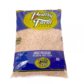 ARROZ PRECOCIDO HEALTHY FARM 4lb