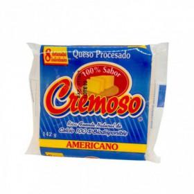 QUESO AMARILLO CREMOSO AMERICANO 5OZ