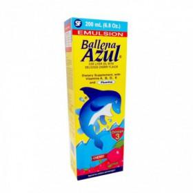 BALLENA AZUL CEREZA 200ML