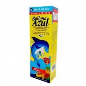BALLENA AZUL FRUTAS 200ML