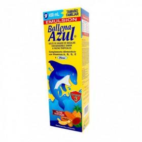 BALLENA AZUL FRUTAS 450ml