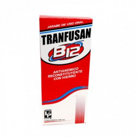TRANFUSAN B-12 JARABE 240ml