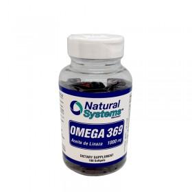 OMEGA 3-6-9 X 100 CAPSULA