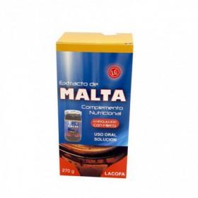 EXTRACTO DE MALTA 270 G