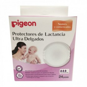 PROTECTORES DE LACTANCIA PIGEON 24 UNI